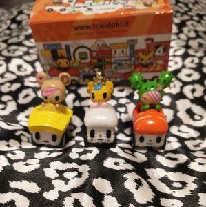 Lot of Tokidoki Sushi Cars Minis!!